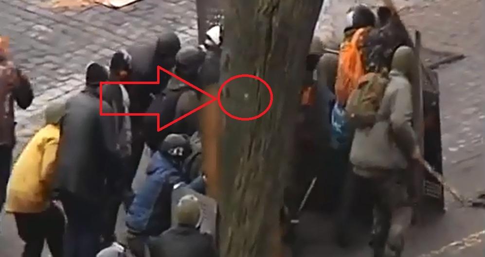 Итальянские журналисты опубликовали имена снайперов, стрелявших на киевском Майдане