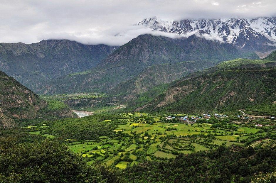 1335 20 самых красивых каньонов мира