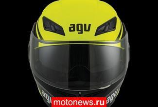 AGV представила мотошлемы серии Compact