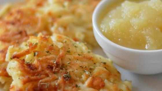 Картофельные оладьи, как у мамы. Такие вы еще не готовили!