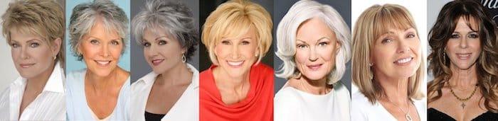 Популярные стрижки для женщин после 50 лет, их разновидности и правила выбора