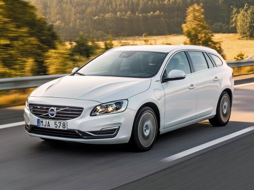 Volvo V60 Рlug-in Hybrid: шведский троеборец