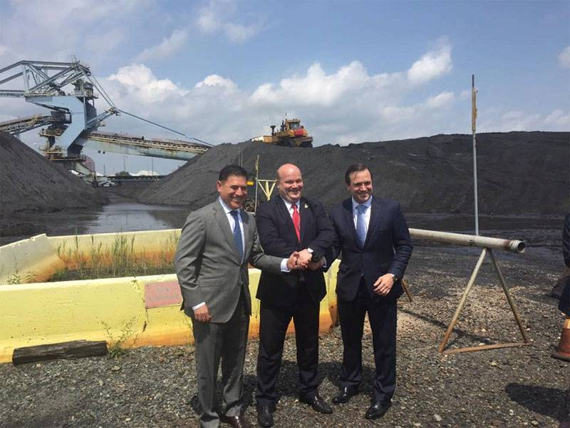 Угледобывающая Украина начала закупки угля в США