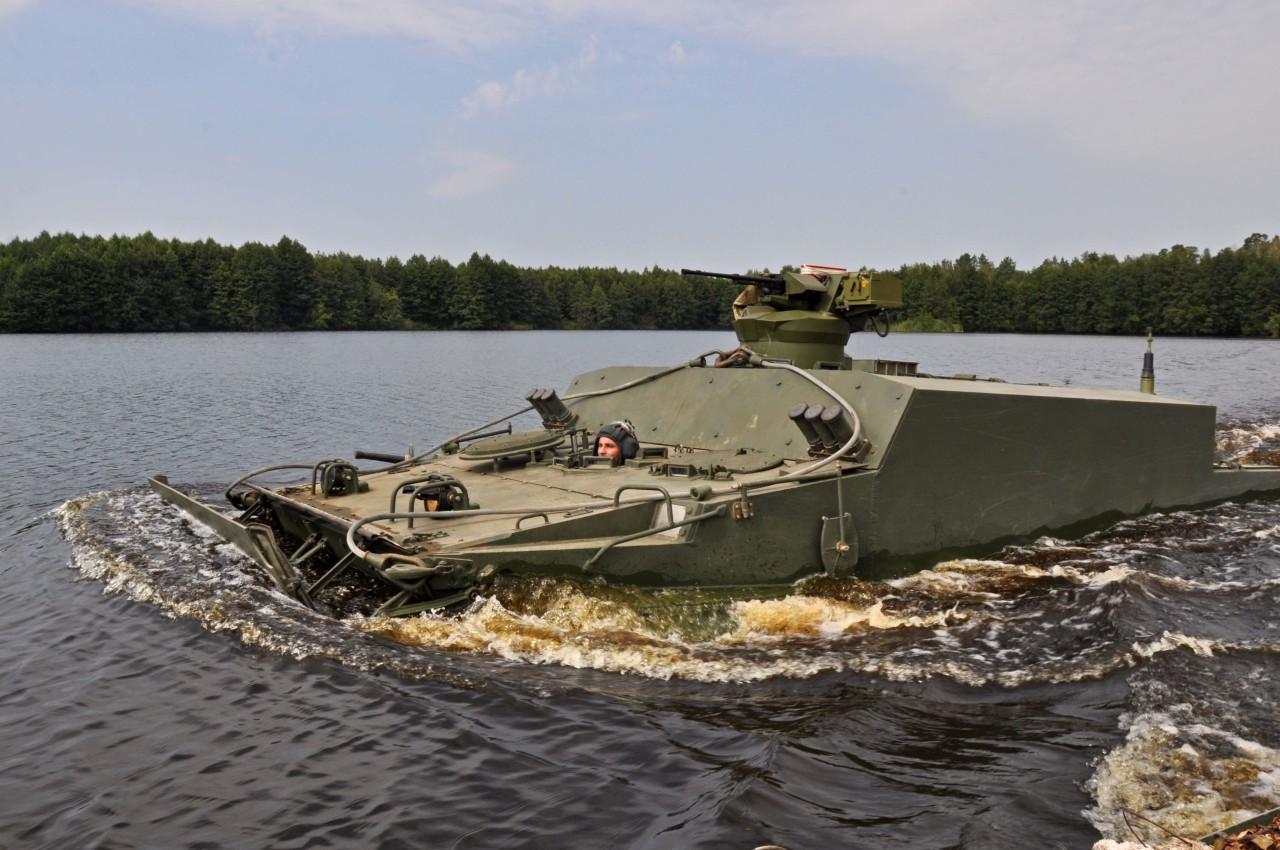Морская пехота Индонезии планирует приобрести российские БТ-3Ф вместо украинских БТР-4