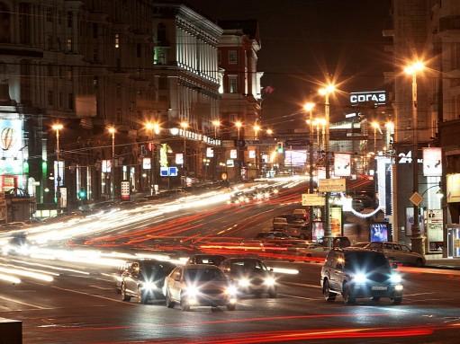 Вопрос о снижении скорости в центре Москвы вынесут на голосование жителей