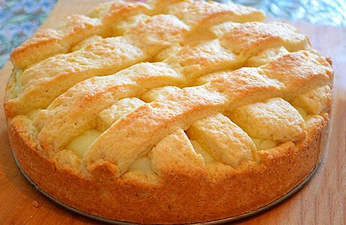 пирог-скремом