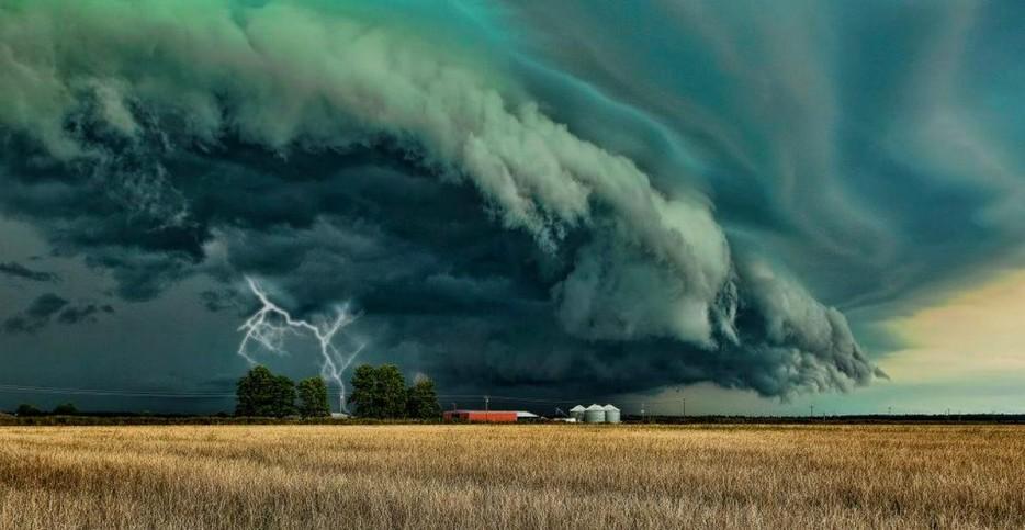 Thunderstorms34 35 belas fotos que demonstram o poder ea beleza dos elementos