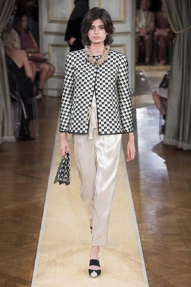 Armani Prive haute couture зима2019 — стильно, изысканно и безупречно