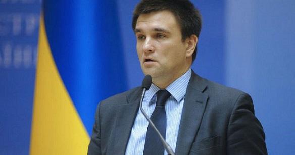 Климкин похвастался разрывом украинско-российских связей