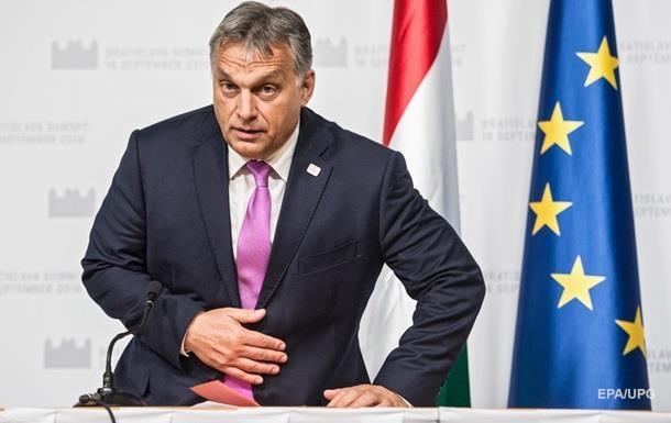 Премьер-министр Венгрии пригрозил закрыть организации, помогающие беженцам