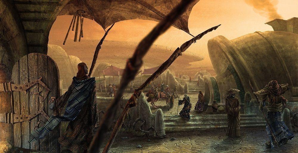 За что мы любим Morrowind