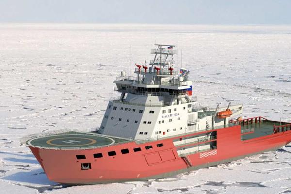 Создание флота СПГ-ледоколов…