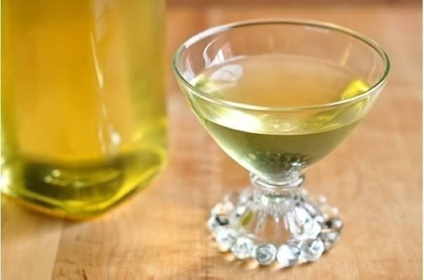 Домашний молочно-цитрусовый ликёр