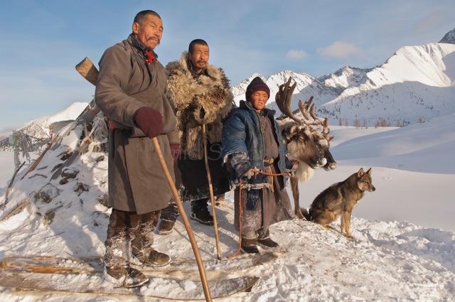 север сибирь тайга рыбалка жизнь