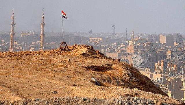 Новости Сирии. Сегодня 15 января 2018