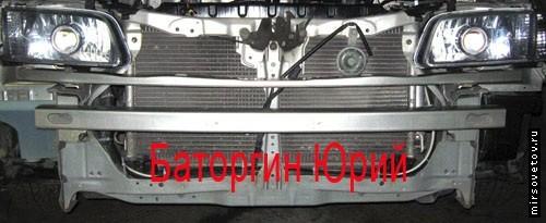 Самостоятельная установка омывателя фар