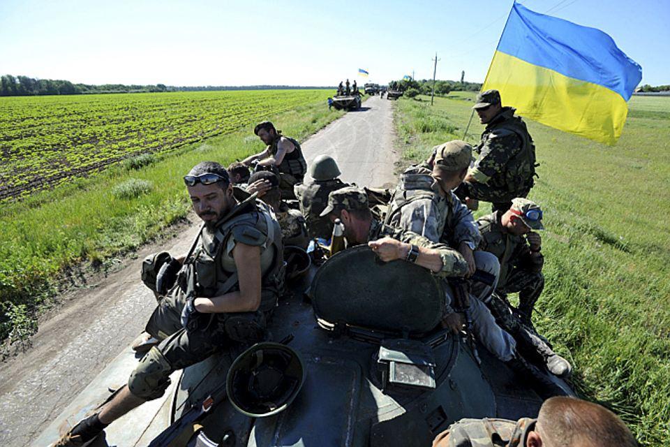 Украинские военные устали: К…