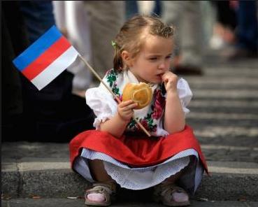 Ответ сербов послу США  или Путин, добро пожаловать домой!
