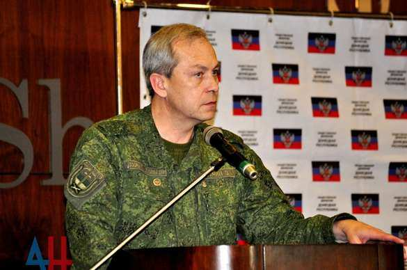 Басурин: ВСУ попытались захватить позиции ополчения, погиб военнослужащий ДНР