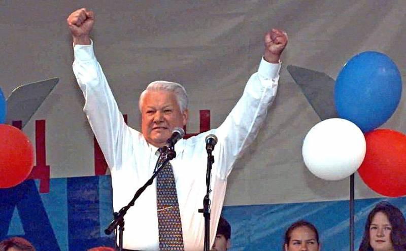 Ельцин был переизбран на деньги ЦРУ?