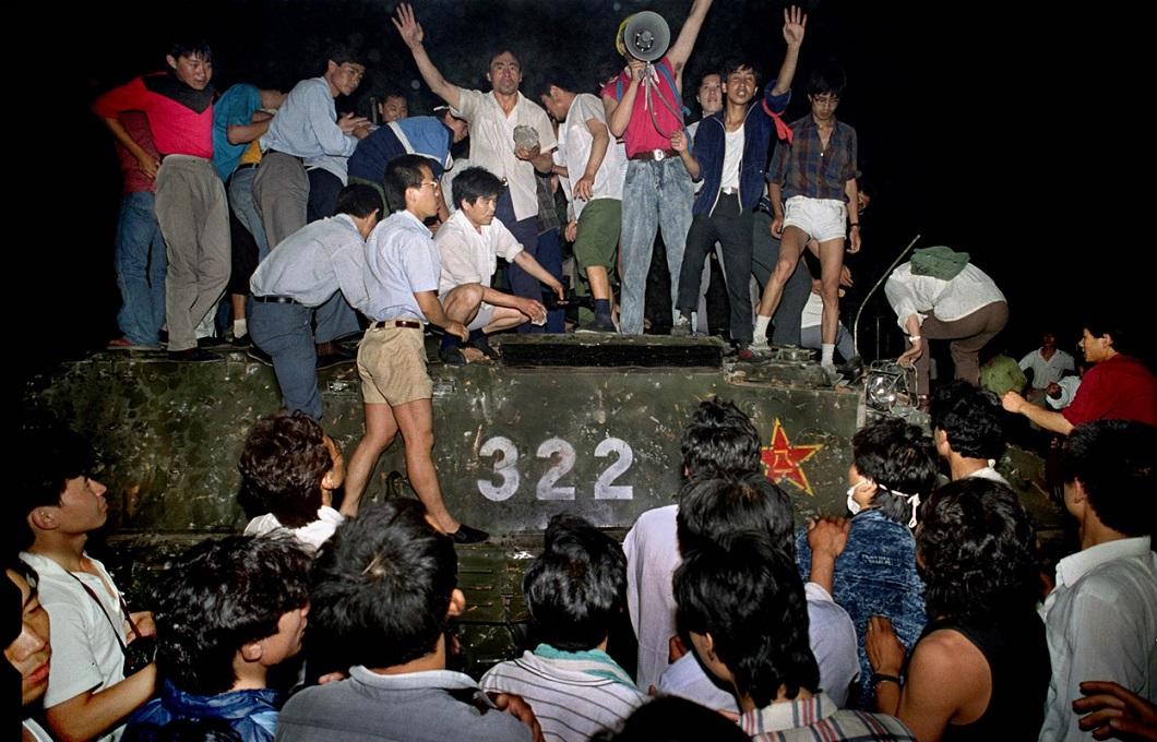 Tiananmen Square 24 Расстрел демонстрантов на площади Тяньаньмэнь 25 лет назад