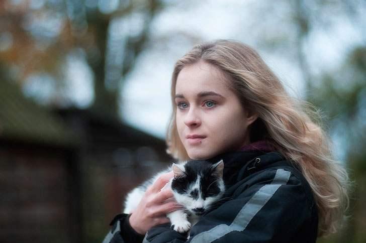 Удивительная история о маленькой девочке с большим сердцем