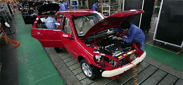 Lifan построит завод в Липецкой области