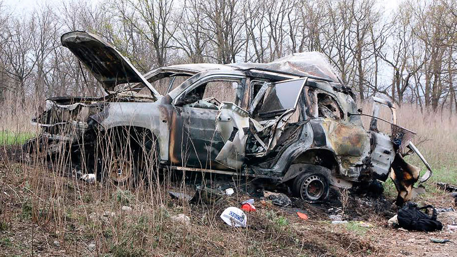 Почему на Украине американцы убивают американцев