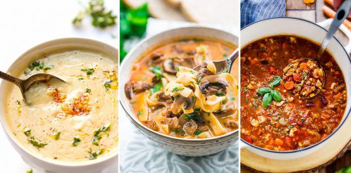 7 роскошных супов со всего м…