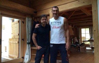 Президент фан-клуба братьев Кличко: Меня потрясла физическая форма Владимира