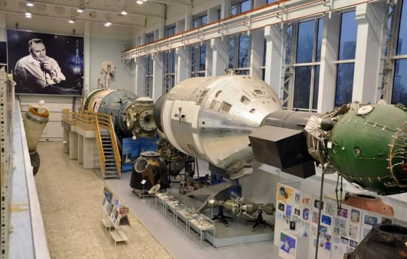 В России создается новый пилотируемый корабль «Орел»