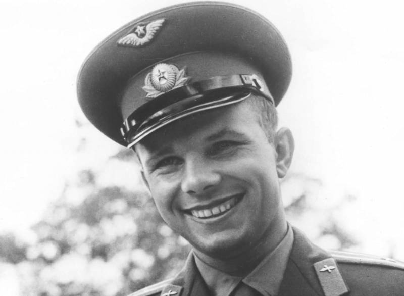 Юрий Гагарин. Каким он парнем был