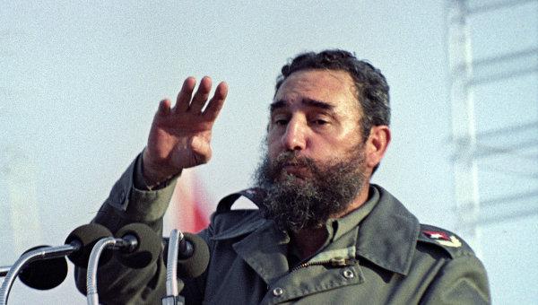 Фидель Кастро сравнил представителей стран НАТО с нацистами