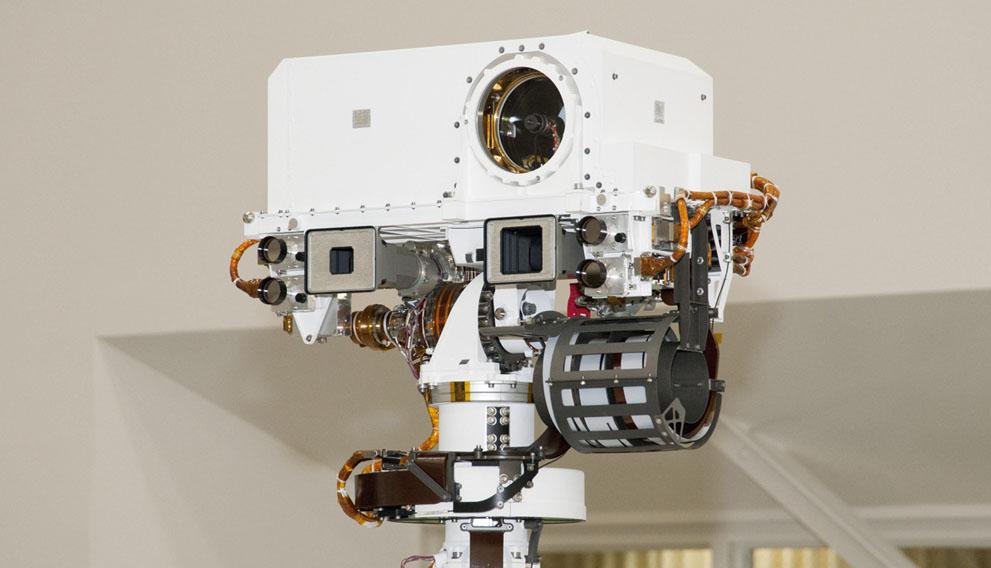 s m09 PIA13809 Марсоход «Кьюриосити» в деталях