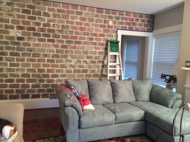 Как превратить скучную стену…
