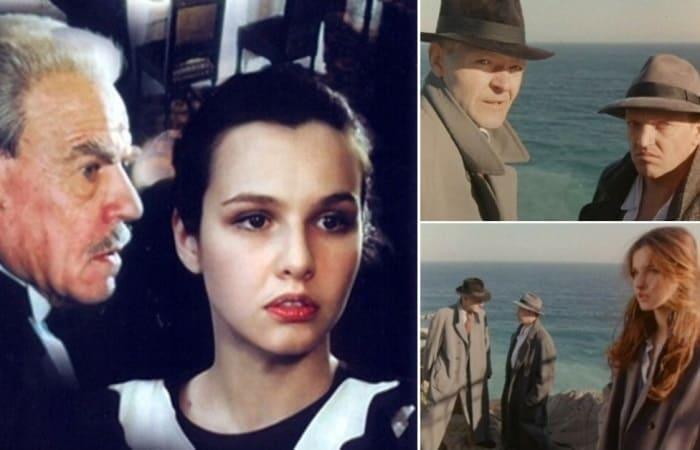 Кадры из фильма *Десять негритят*, 1987 | Фото: kino-teatr.ru