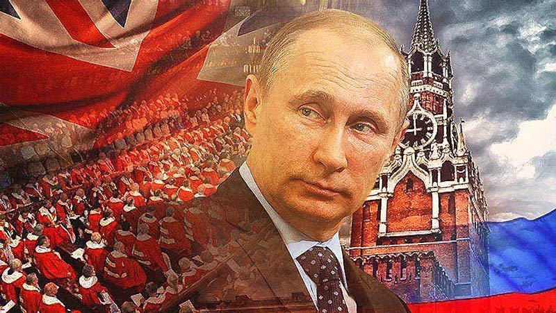 Великобритания вступает в украинский конфликт. О заказчике керченской провокации.