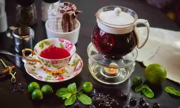 Чай с бергамотом — эликсир здоровья