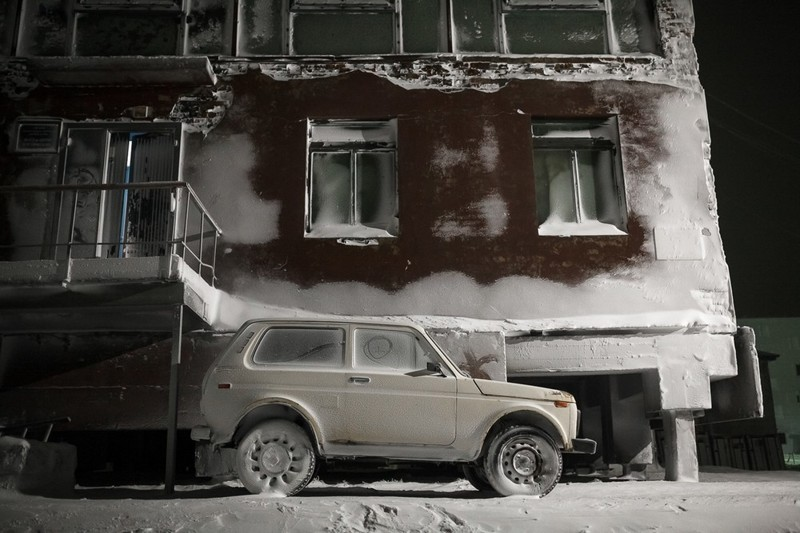 Жизнь в самом северном поселке России Диксон, города, жизнь, люди, россия