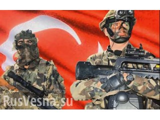 Cкрытая оккупация Сирии: Турецкий спецназ в рядах боевиков, военная база и захват территорий