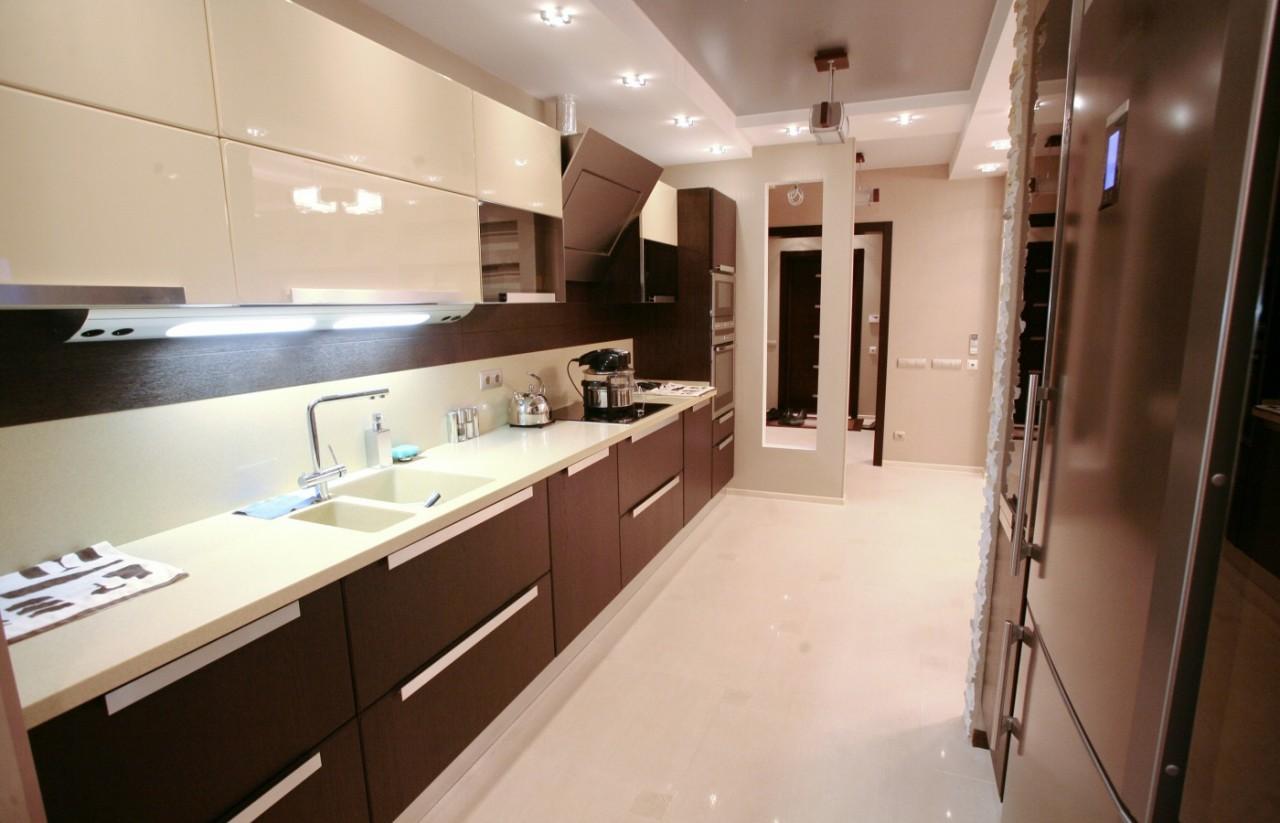 Перенос кухни