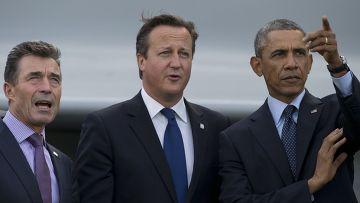 НАТО вновь устремляет свой взор на Восток