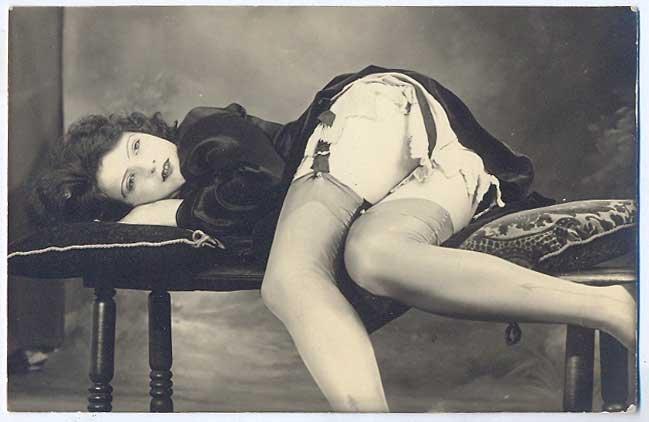 эротические фото ретро