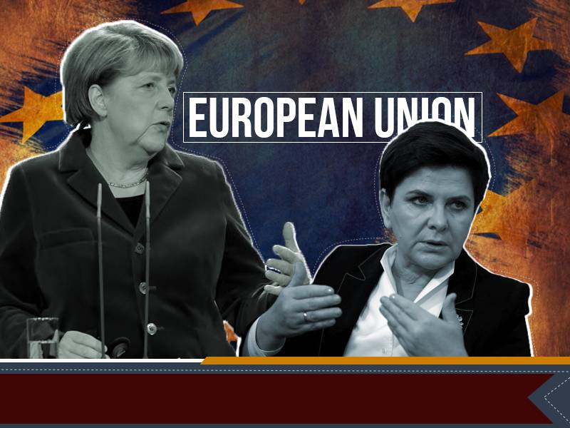 Евросоюз переходит на разные скорости