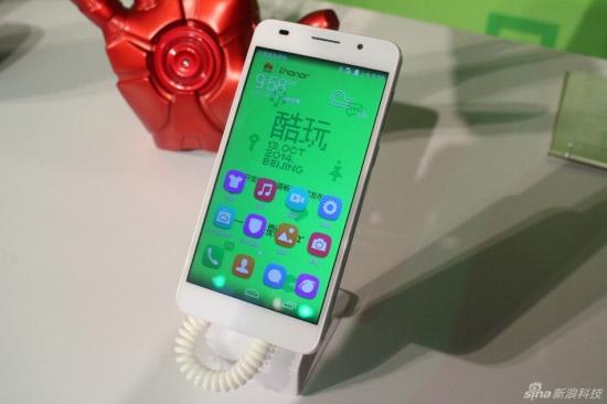 Huawei представила смартфон Honor 6 Extreme Edition на платформе Kirin 928