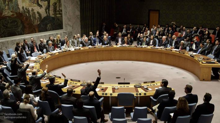 Лондон отклонил резолюцию РФ и КНР о запрете химоружия в Ираке и Сирии