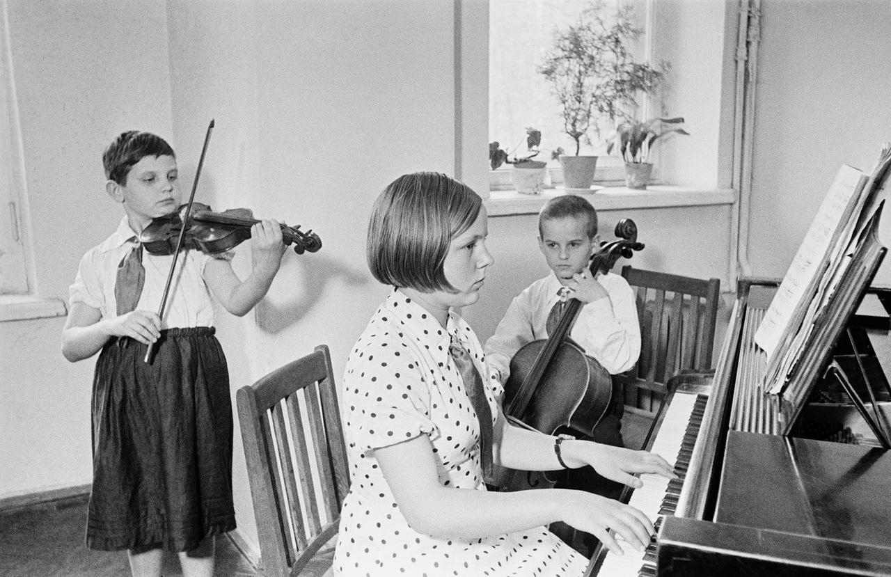 Киев. Музыкальная школа