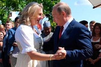 Дружить нельзя поссорить – новый виток Российско-австрийских отношений