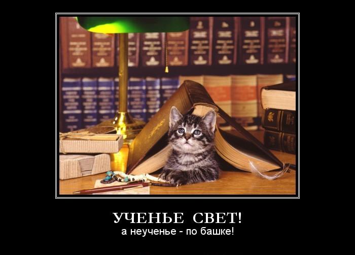 Наглядные изображения основных законов математики! (ну очень забавно!)