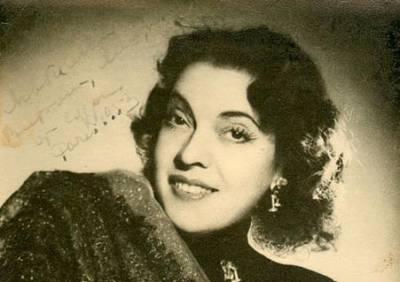 Выступление Сары Горби, 1966 год